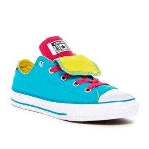 Converse Chuck Taylor Double Tongue Girl Sneakers